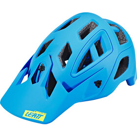 Leatt Brace DBX 3.0 All Mountain Helmet blue
